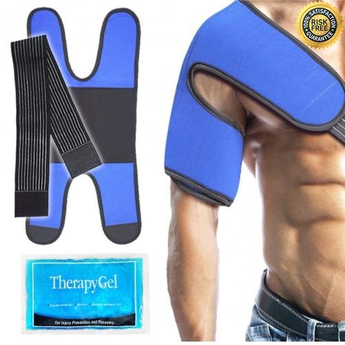 Compresas para musculos, compresas de hombro, bolsa de